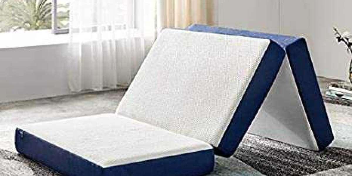 Folding Foam Mattress