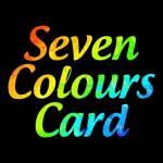 sevencolours card