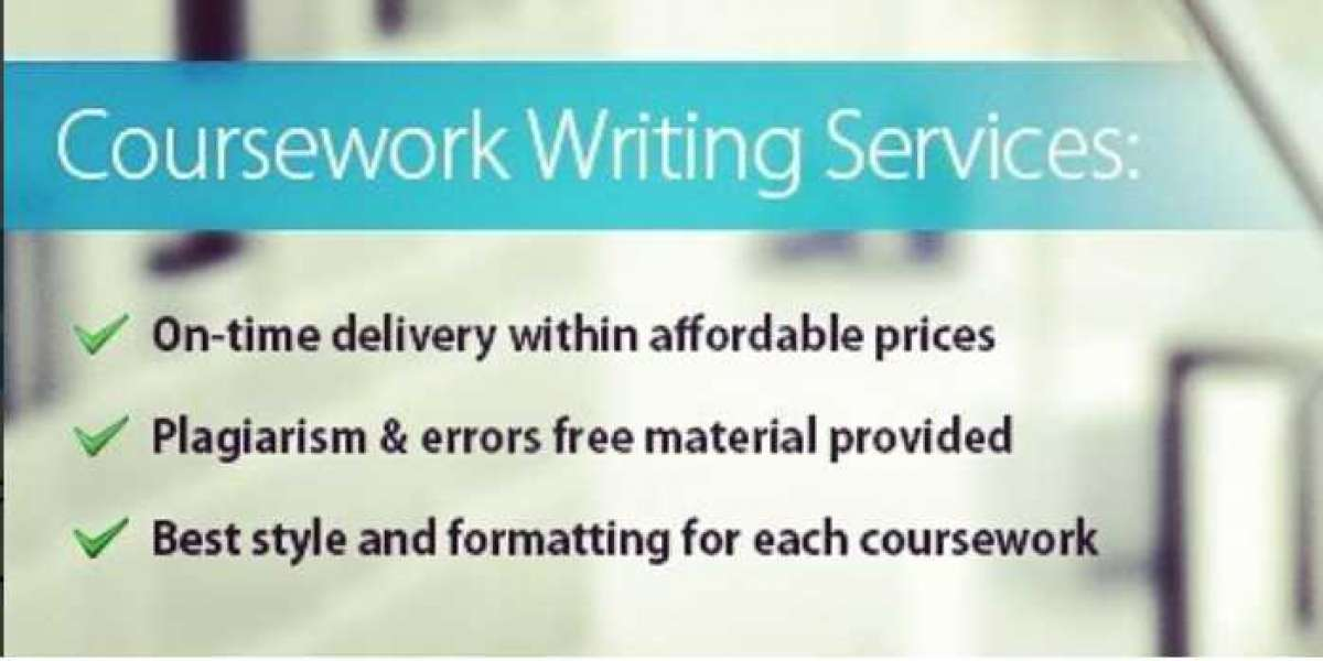 How to get the Coursework writing service online