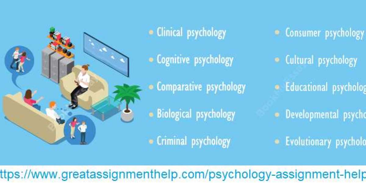 What are the different services provided under the Psychology assignment help category?