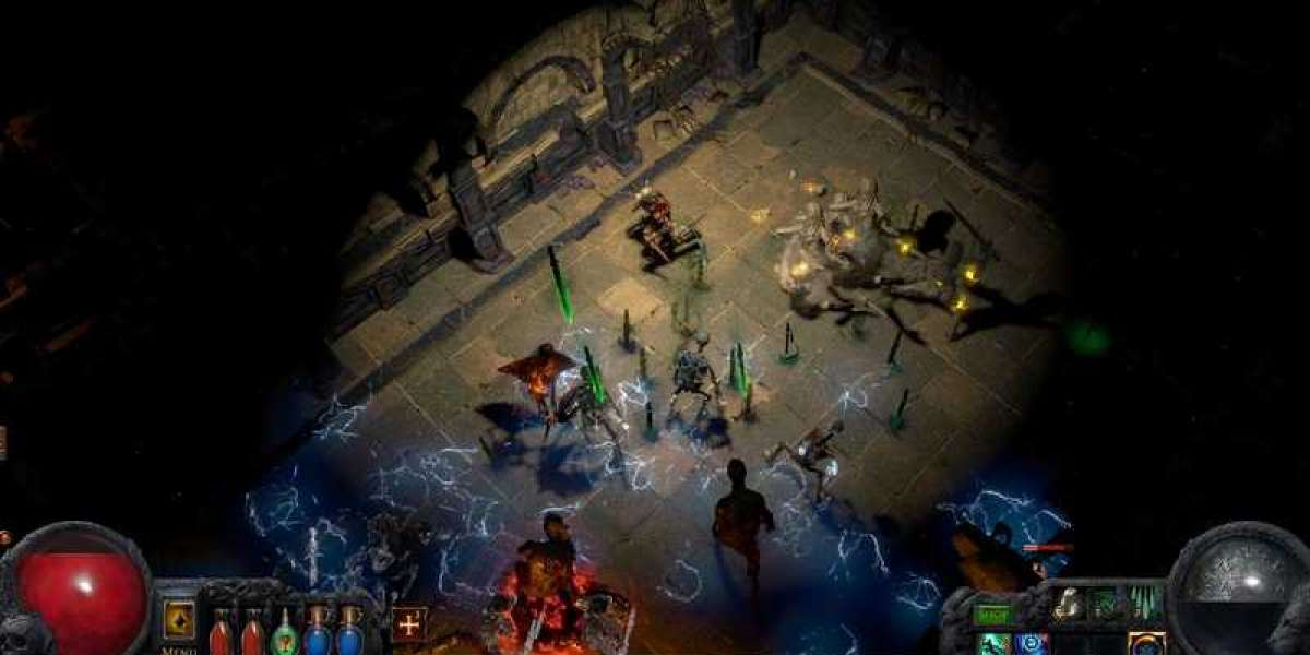 Path of Exile will make better use of the graphics card work efficiency of players