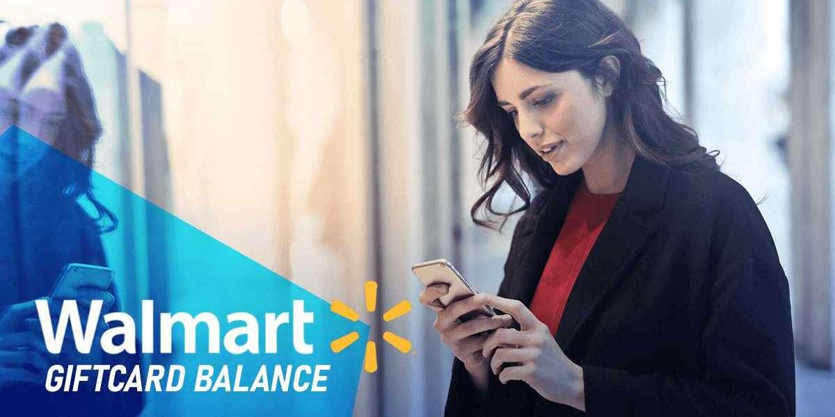 How do I redeem my WalmartGift Card?