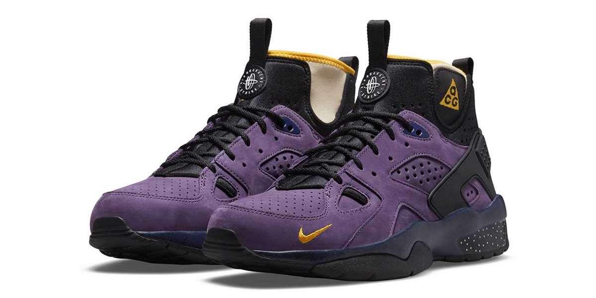 "Latest Release Nike ACG Air Mowabb ""Gravity Purple"" Cheap For Sale"