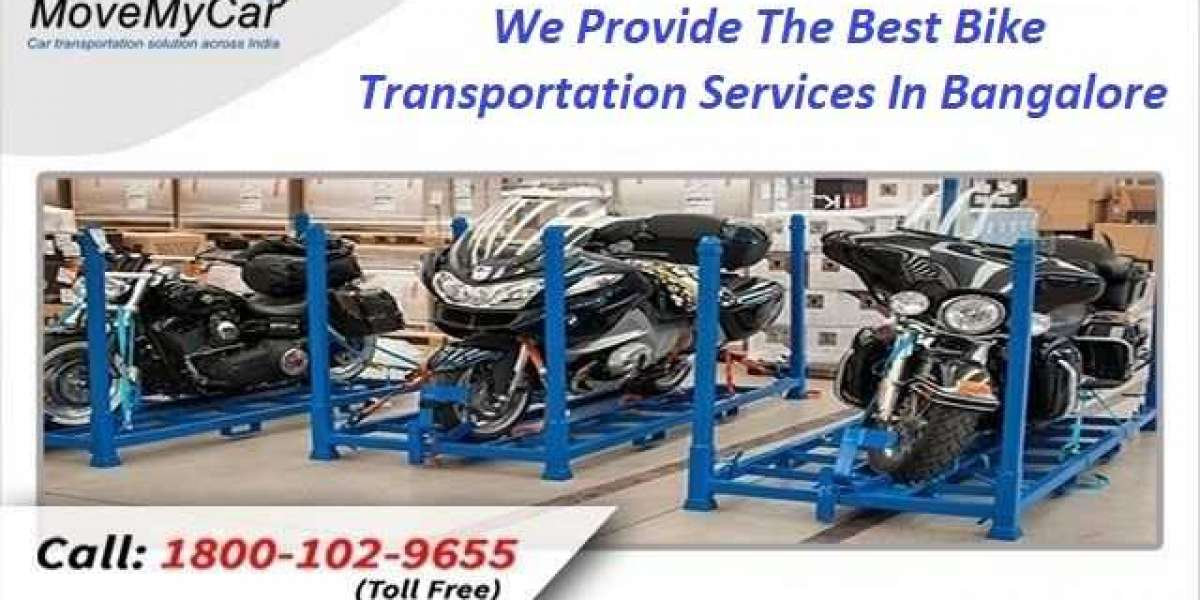 Connect With The Best Bike Transport Services In Bangalore